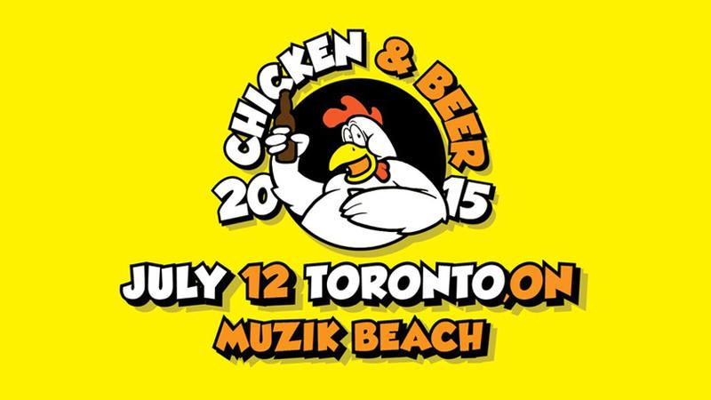 Chicken & Beer 2015