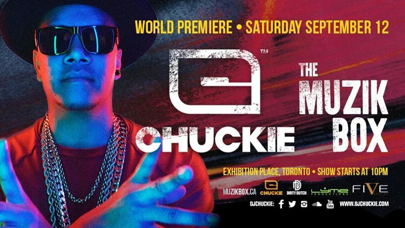 MUZIKBOX World Premiere with Chuckie