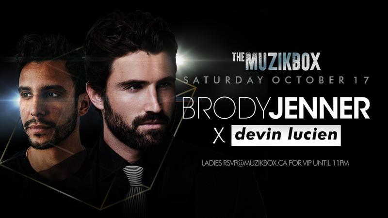 Brody Jenner (DJ Set) & Devin Lucien