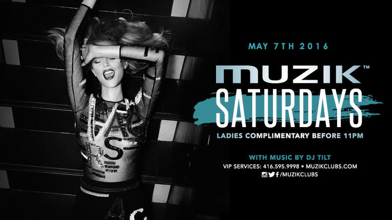 Muzik Saturdays